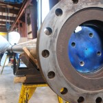 """12"""" shaft with prop and coupling"""